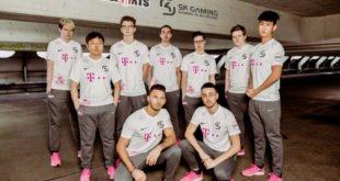 11teamsports und Nike Ausstatter von SK Gaming