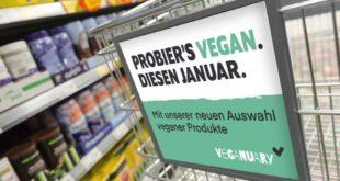 Aldi - Globus - Rossmann und DmBio folgen Vegan-Trend