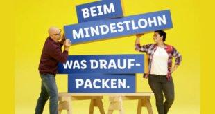 Lidl Deutschland 10 Jahre Lidl-Mindesteinstiegslohn