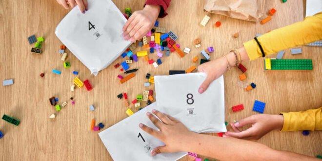 LEGO Gruppe investiert 400 Millionen $