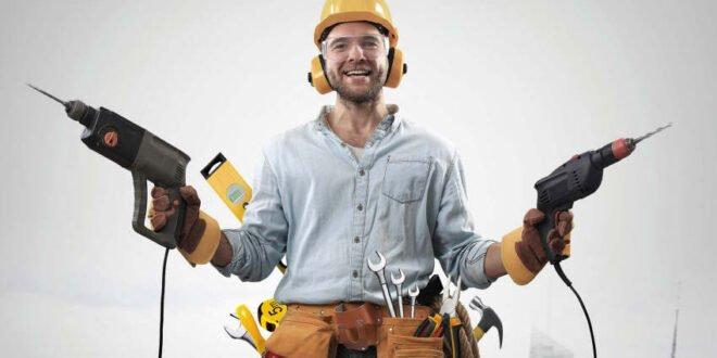 Auf der Suche nach einem Handwerker