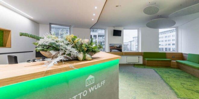 OTTO WULFF vergrößert Standort in Leipzig