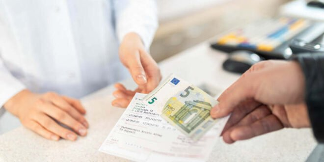 Arzneimittel in der Apotheke - Zuzahlungsbefreiung