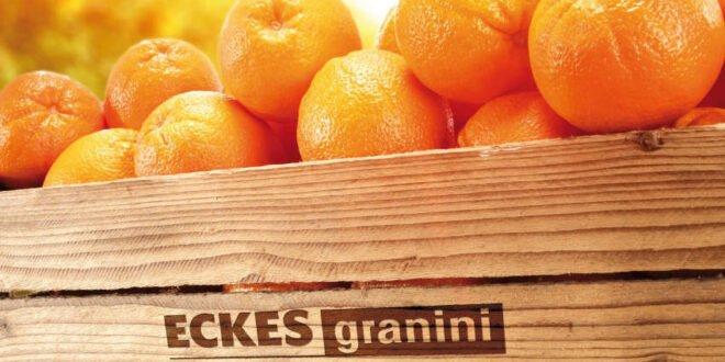 Eckes-Granini - Nachhaltigkeitsleistungen Bestnote