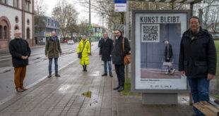 """""""Kunst bleibt"""" in Kaiserslautern"""