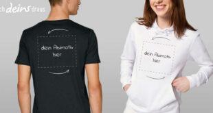 Besondere Tradition - Abi-Pullis und Abi-Shirts