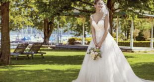 Brautmode - Romantik, Transparenz & luftige Modelle