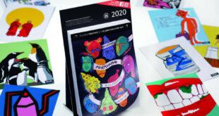 Studenten kreieren innovativen Kalender