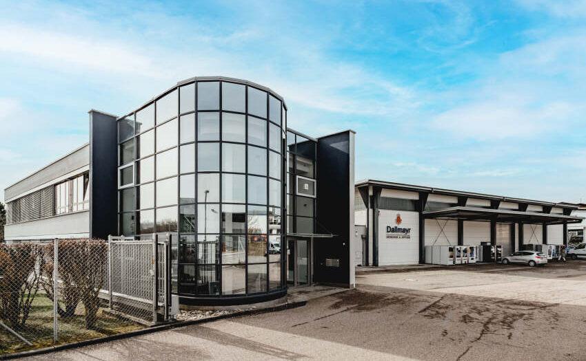 Dallmayr baut Automatengeschäft in Stuttgart aus