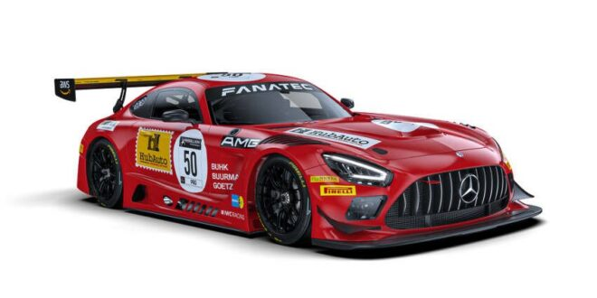 Mercedes-AMG Motorsport feiert 50-jähriges Jubiläum