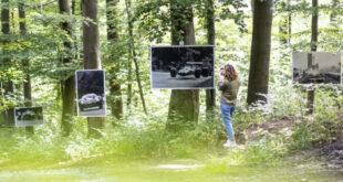 Motor Presse Stuttgart - Outdoor-Fotoausstellung