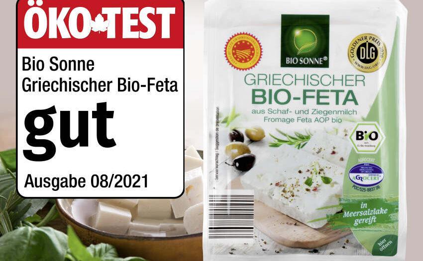 NORMA - Griechischer Bio-Feta ausgezeichnet
