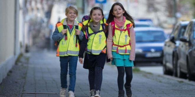 ADAC Stiftung - Schulweg so sicher wie möglich