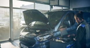 FORD-Liive weniger Ausfallzeiten bei Kundenfahrzeugen
