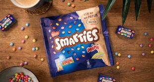 Nestlé - Smarties Award für beliebte Schokolinsen