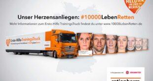 ratiopharm & Johanniter - 4 Monate #10000LebenRetten
